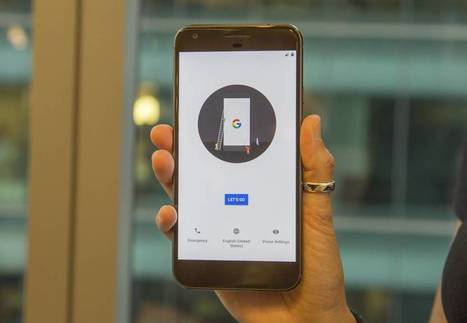 Así es Pixel, el 'mata iPhones' de Google | Mobile Technology | Scoop.it