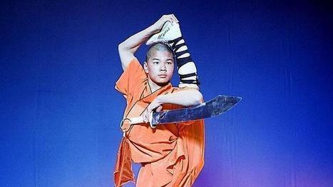 ¿Qué es un maestro shaolín? - ABC.es | artes marciales profesionales | Scoop.it