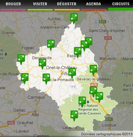 Toujours plus de randonnées en Aveyron | L'info tourisme en Aveyron | Scoop.it