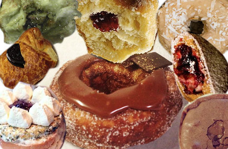 What Have You Done, Cronut? The 7 Eyerolling-est Pastry Hybrids of 2013 | Urban eating | Scoop.it