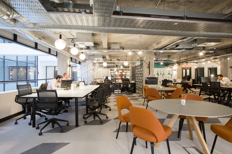 Free pop-up coworking space coming to Tech City | Western US Commercial Real Estate | Scoop.it