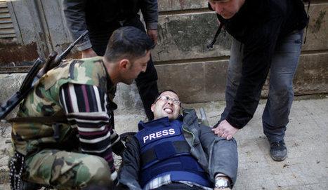 Syrie: la tête des journalistes mise à prix   Communication à l'ère du numérique   Scoop.it