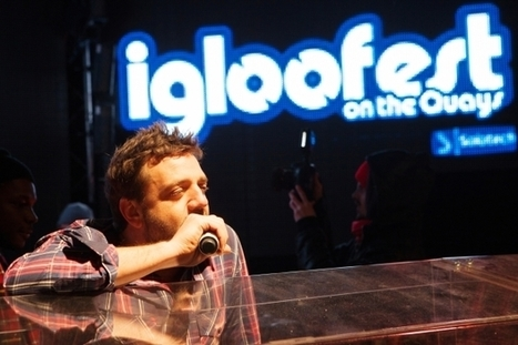Igloofest's 2013 lineup filled with high profile DJs - Montreal Gazette | Local Montreal Scene | Scoop.it