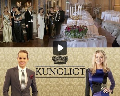 Kungligt: Så funkar slottslivet - Nyheterna - tv4.se | kvinnliga företagare, idéer att hålla sig uppe | Scoop.it