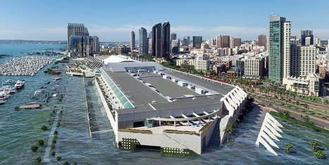 Picture This: U.S. Cities Under 12 feet of Sea Level Rise | Climate Central | Global Resolutions | Scoop.it