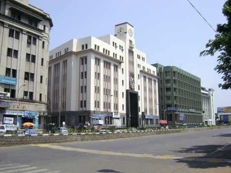 2 Reasons why Chennai's CBD is losing its Appeal   ETA STAR   Real Estate   Scoop.it