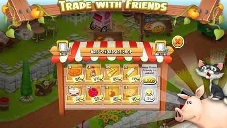 Daily iPad App: Hay Day is a casual farm sim that'll have you raising chickens in no time | Hay Day Wiki | Scoop.it