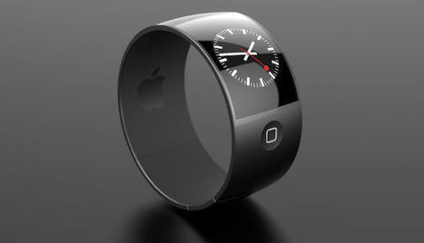 Des concepts de montres intelligentes en attendant l'iWatch | Technologie Au Quotidien | Scoop.it