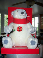 steiff coca cola bear 1999 limited ed. 4950 | Mascot Factory for Baby Toys | Scoop.it