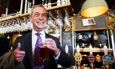 Farage factor powers Ukip support to record high   KES Stratford Government & Politics   Scoop.it