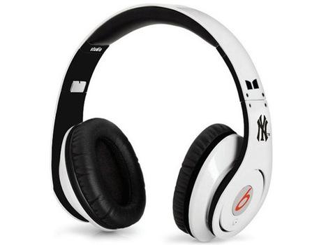 Eye-catching Beats By Dr.Dre Studio New York Yankees Limited Edition On-Ear Headphones_hellobeatsdreseller.com | Yankees Beats By Dre | Scoop.it