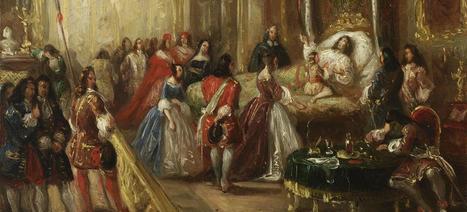 1er septembre 1715 : le roi est mort, vive l'État - Le Figaro   L'art Funéraire   Scoop.it