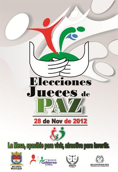 Elecciones de los Jueces de Paz | La Mesa Cundinamarca | Regiones y territorios de Colombia | Scoop.it