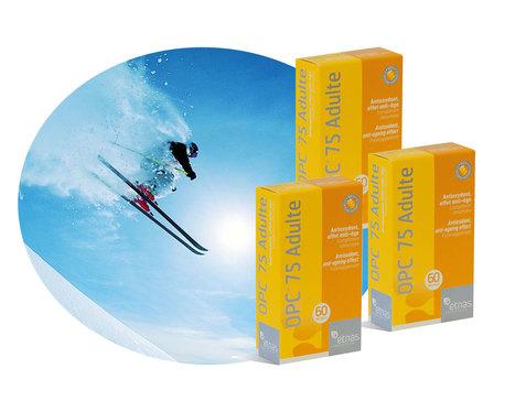 Laboratoire Etnas - Pack x3 OPC 75 Adulte - La santé durable c'est naturologique ! | Mobile - Mobile Marketing | Scoop.it