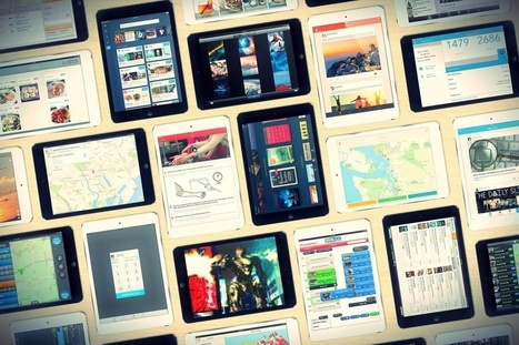 120 Awesome iPad Apps for 2014 (Updated)...in case you were getting bored! | The OWL Teacher Center SCOOP.IT! | Scoop.it