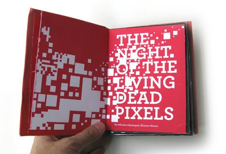 The Night of the Living Dead Pixels : volumique | artcode | Scoop.it