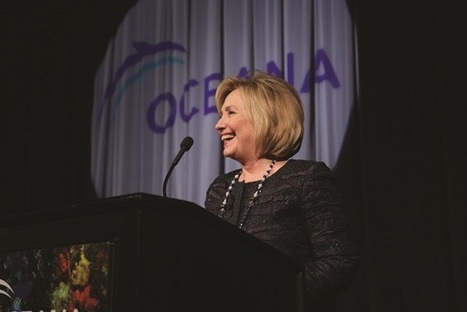 Clinton Takes the Stage | All about water, the oceans, environmental issues | Scoop.it
