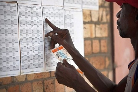 Congo Elections Puts Fledgling Democracy to the Test | World | World | Epoch Times | Democracy in Place and Space | Scoop.it