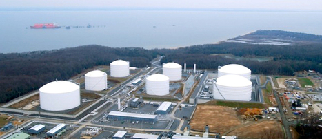 DOE Approves LNG Exports from Dominion Cove Point to Non-FTA Countries | EcoWatch | Scoop.it