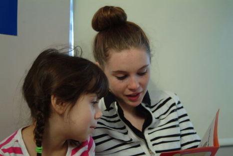 Literacy program unites students | School Library Advocacy | Scoop.it