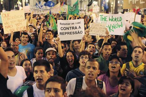 Turquie/Brésil: la révolte des classes moyennes ? | 7 milliards de voisins | Scoop.it