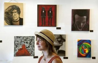 The Verve: CV grad uses art to explore hidden purpose of humanity - The Spokesman Review   Museums and Exhibitions   Scoop.it