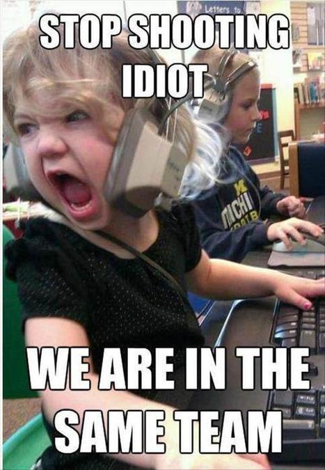 Gamer Girls | Games & Technolgy | Scoop.it