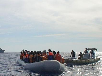 Saudi Gazette - Arab Spring fallout fuels Mediterranean smuggling | HumanGeo@Parrish | Scoop.it