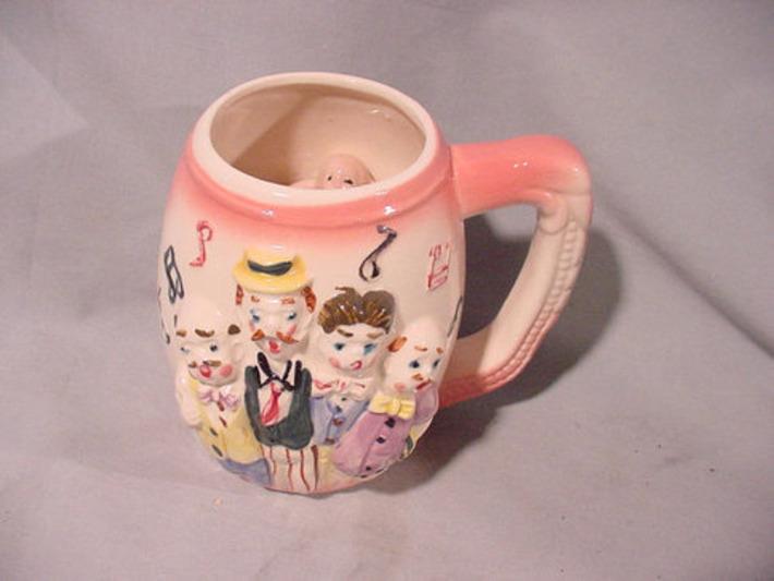 Lovely Lady (wink) In The Mug ~ Vintage Smut   Sex History   Scoop.it