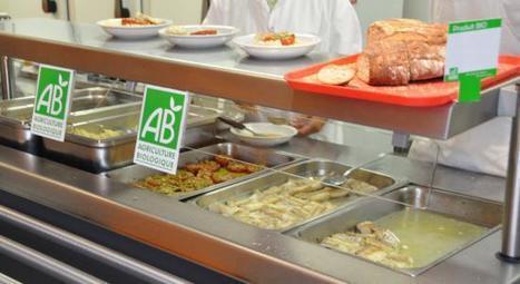 20% de produits bio dans les cantines scolaires: un doux rêve ? | La Bio en restauration Collective | Scoop.it