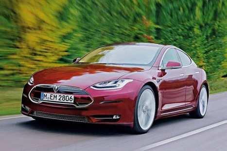 Tesla: tout sur la Model 3, déjà commandée à 115.000 exemplaires | Veille & Culture numérique | Scoop.it