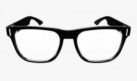 Weon Glasses : des smartglasses élégantes | Scoop.it Sysico | Scoop.it