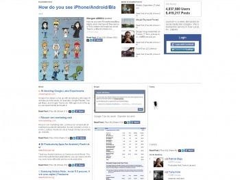 Google+ : un outil pour savoir ce qui est le plus partagé ! | SocialWebBusiness | Scoop.it