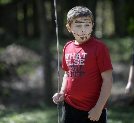Students experience ancient Cherokee life - Tulsa World | Archaeology News | Scoop.it