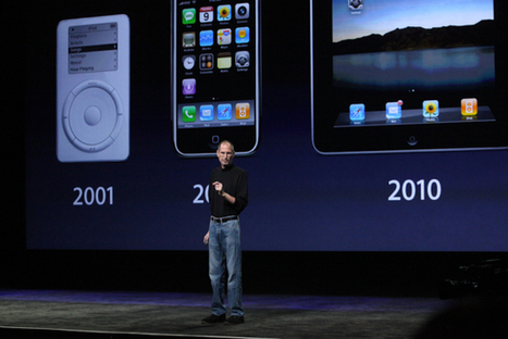 Steve Jobs' legacy and the tech lessons of 2011 | Technoculture | Scoop.it