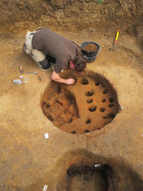 Actualité | Une officine de potiers antique à Vermand | Histoire et Archéologie | Scoop.it
