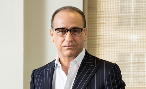 Profile: Theo Paphitis | Insights into Managing a Business and the Management of Change | Scoop.it