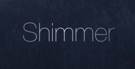 Open Source Control Allowing You To Apply A Controllable Shimmering Effect To Any UIView | iOS Dev | Scoop.it
