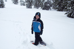 Make Snowshoeing Magic How to Get Your Kids Out on the Trail   Outdoors NW   Outdoor Adventures With or Without the Kids   Scoop.it