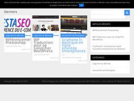 DDTF » Annuaire de boutiques Axange.fr | Communication web professionnelle | Scoop.it