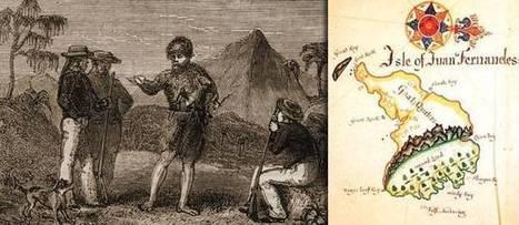 2 février 1709. Alexander Selkirk, le vrai Robinson Crusoé, est recueilli après 52 mois de solitude. | Autres Vérités | Scoop.it