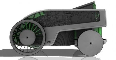 Neuquinos crean un vehículo sustentable para dar la vuelta al mundo - Neuquén Al Instante | Proyectos Sustentables | Scoop.it