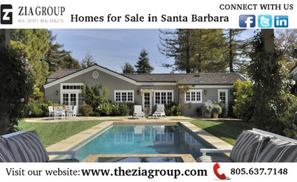 Homes for Sale in Santa Barbara | Real Estate and Homes for Sale | Scoop.it