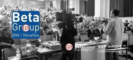 Le BetaGroup à Nivelles, le mardi 4 novembre ! | Cap Innove - Centre d'accompagnement de projets innovants | Innovation et entrepreneuriat | Scoop.it