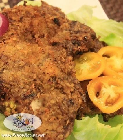 Breaded Pork Chops Recipe | Filipino Recipes Collection | Scoop.it
