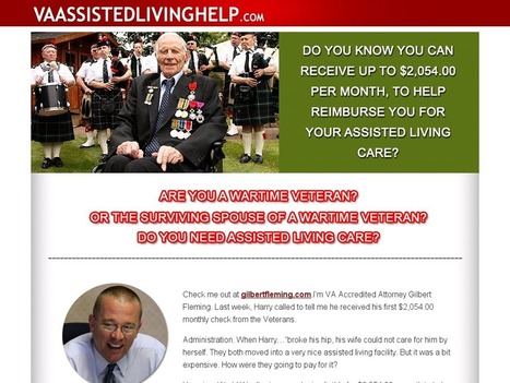 Va Assisted Living Help | Get For Free ! - Daily Scam Review | Rescoops | Scoop.it