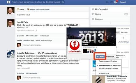 8 astuces pour développer son nombre de fans sur Facebook ! | Facebook outils et astuces | Scoop.it
