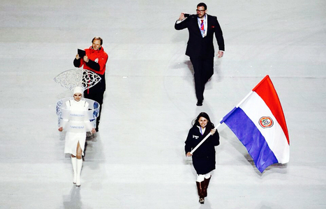 A first for Paraguay: CU student Julia Marino's Sochi experience - cuindependent | Sports Paraguay | Scoop.it