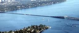 La construcción del puente flotante más largo del mundo   VIM   Scoop.it
