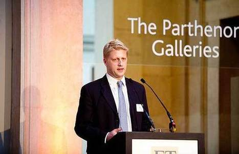 Jo Johnson: Conservative policy chief 'too pro-European' | The Indigenous Uprising of the British Isles | Scoop.it